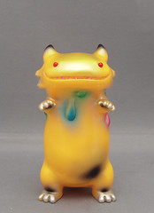 Blobpus x Koraters Byron - front view