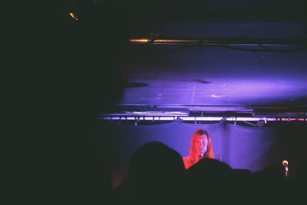 Jaakko Eino Kalevi @ The Courtyard Theatre, London 19/06/15