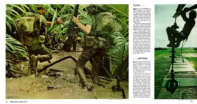 National Geographic Dec 1968 (3) - The Mekong, River of Terror and Hope