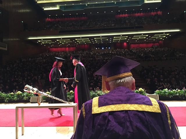 UAL CSM graduation