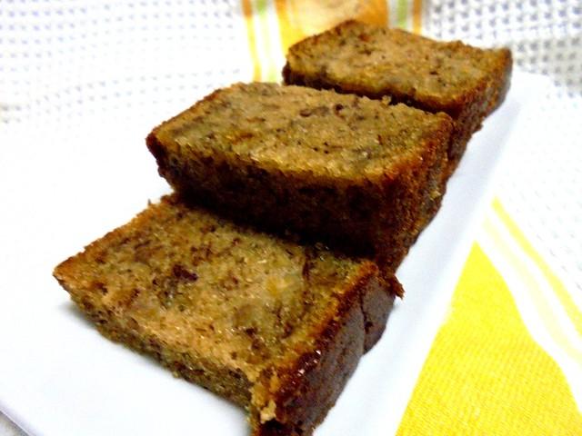 Bubu's banana cake