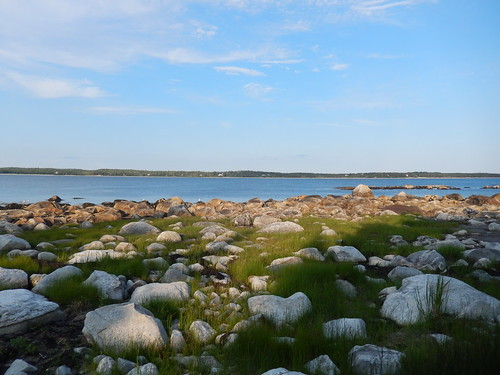 Thomas Raddall Provincial Park - strand - 2