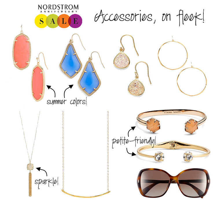cute & little blog | petite fashion blog | #nsale accessories
