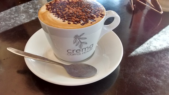 Cafe Macquarie Belmont Cappuccino