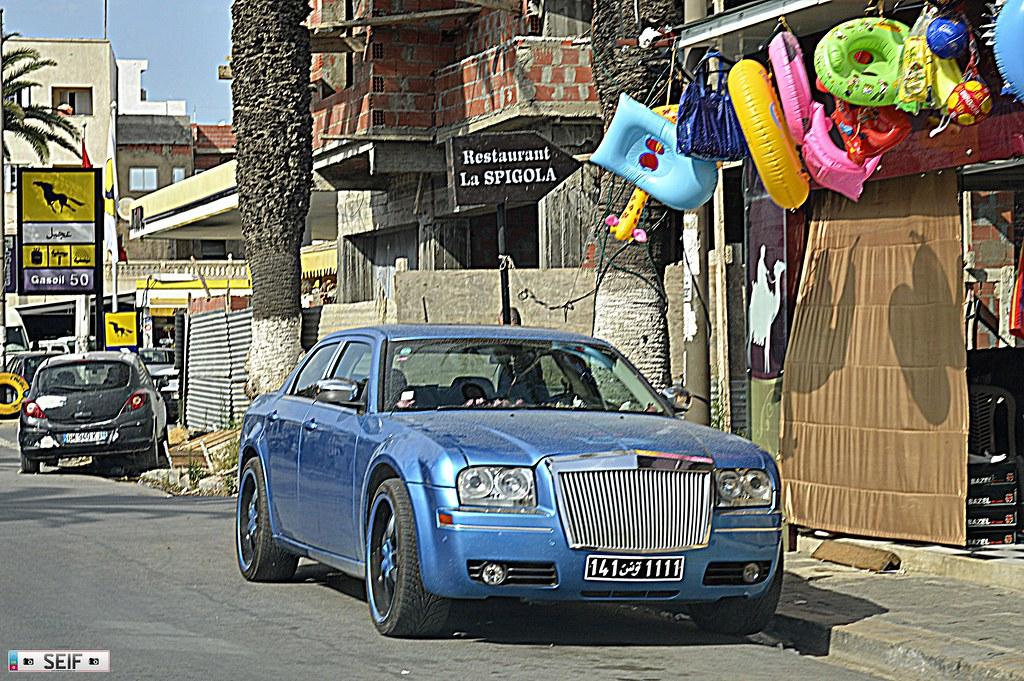 Chrysler 300c Tunisia 2015