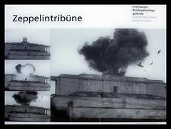 Museum Germany Nuremberg Zeppelinfeld Dokumentationszentrum Reichsparteitagsgelände