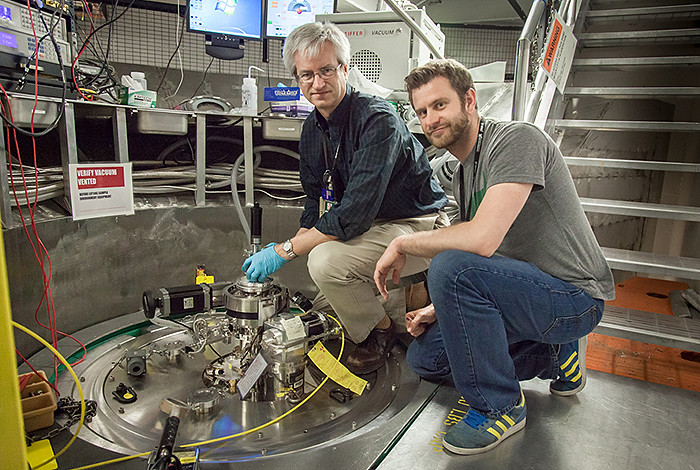 "Neutrons find ""missing"" magnetism of plutonium"