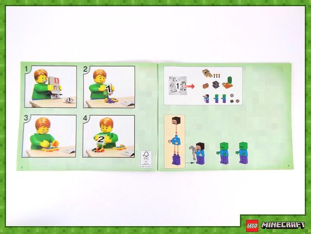 Review - 21119 LEGO Minecraft The Dungeon από EUROBRICKS 19679566819_c9902c348b_z