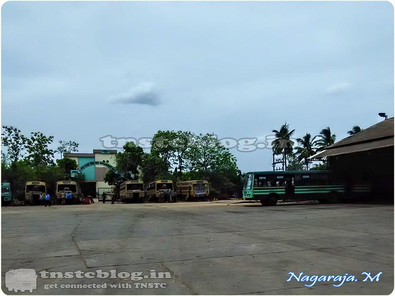 Depot and BBU