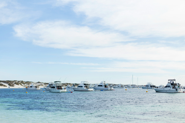 Cove on Rottnest Island