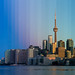 Time Slice 01 - Toronto Skyline At Dawn by Duncan Rawlinson - @thelastminute - Duncan.co