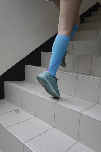壓縮襪、壓縮腿套實測比較:路跑、消水腫推薦必選的一雙 (8)