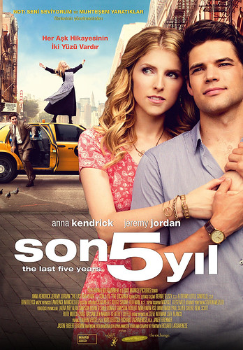 Son 5 Yıl - The Last Five Years (2015)
