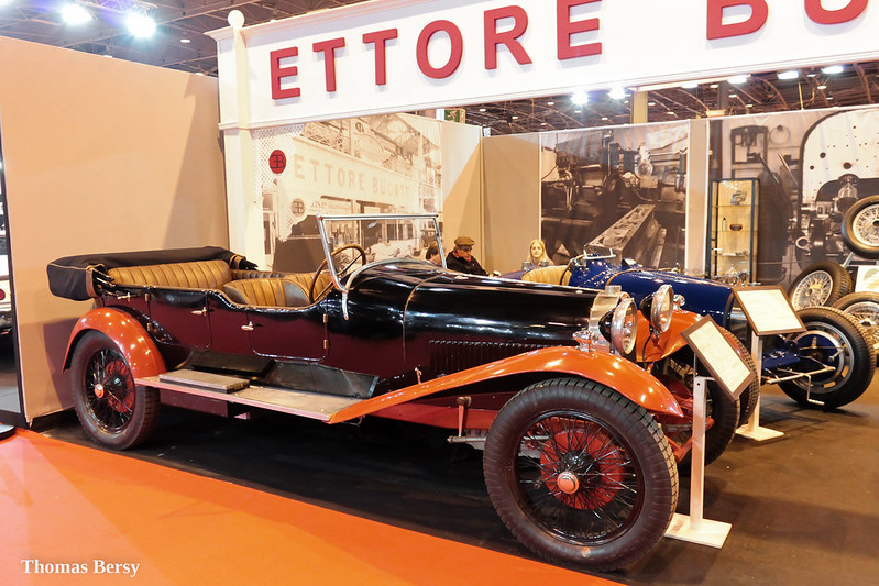 [75][04 au 08/02/2015] 40ème Salon Retromobile - Page 14 19913852639_c58416d6b8_c