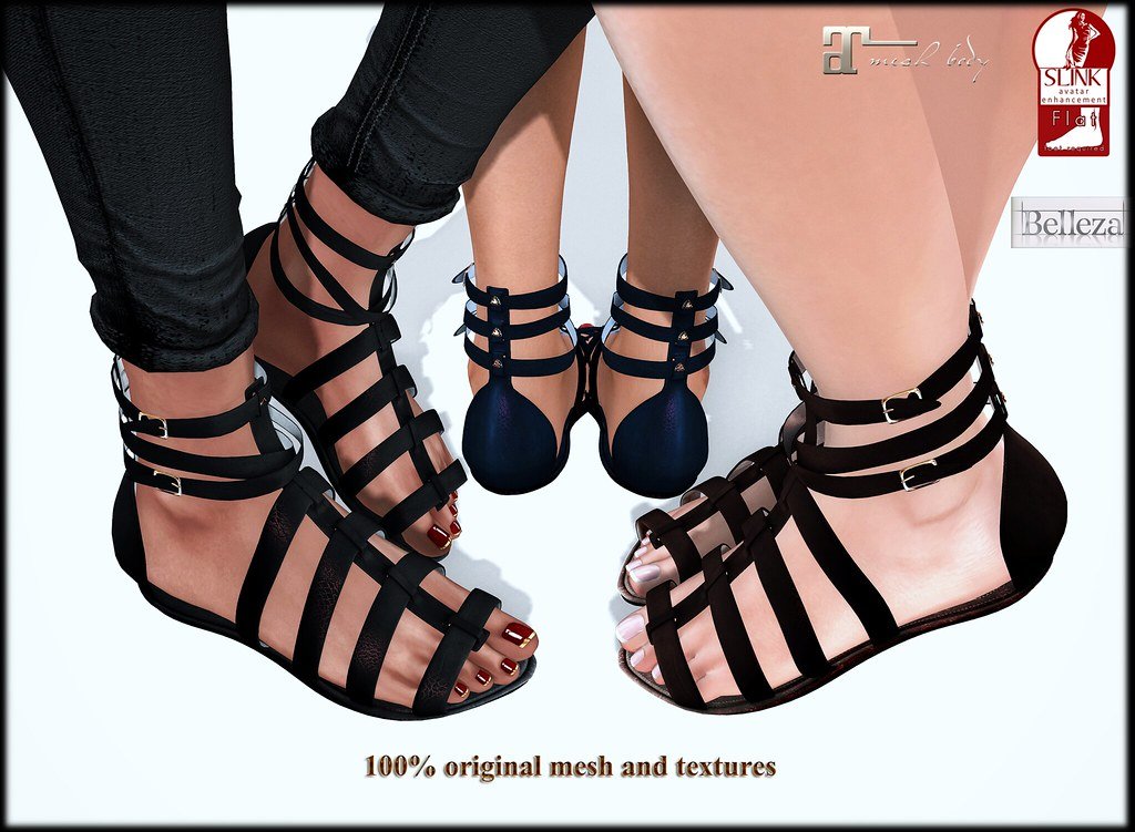 Mika Sandals are out @ Mainstore