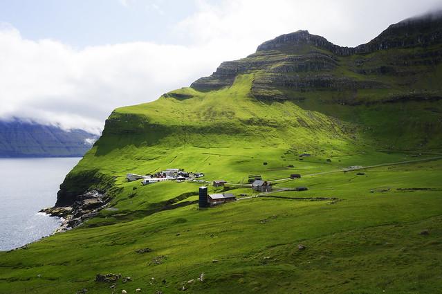 8. Faroe