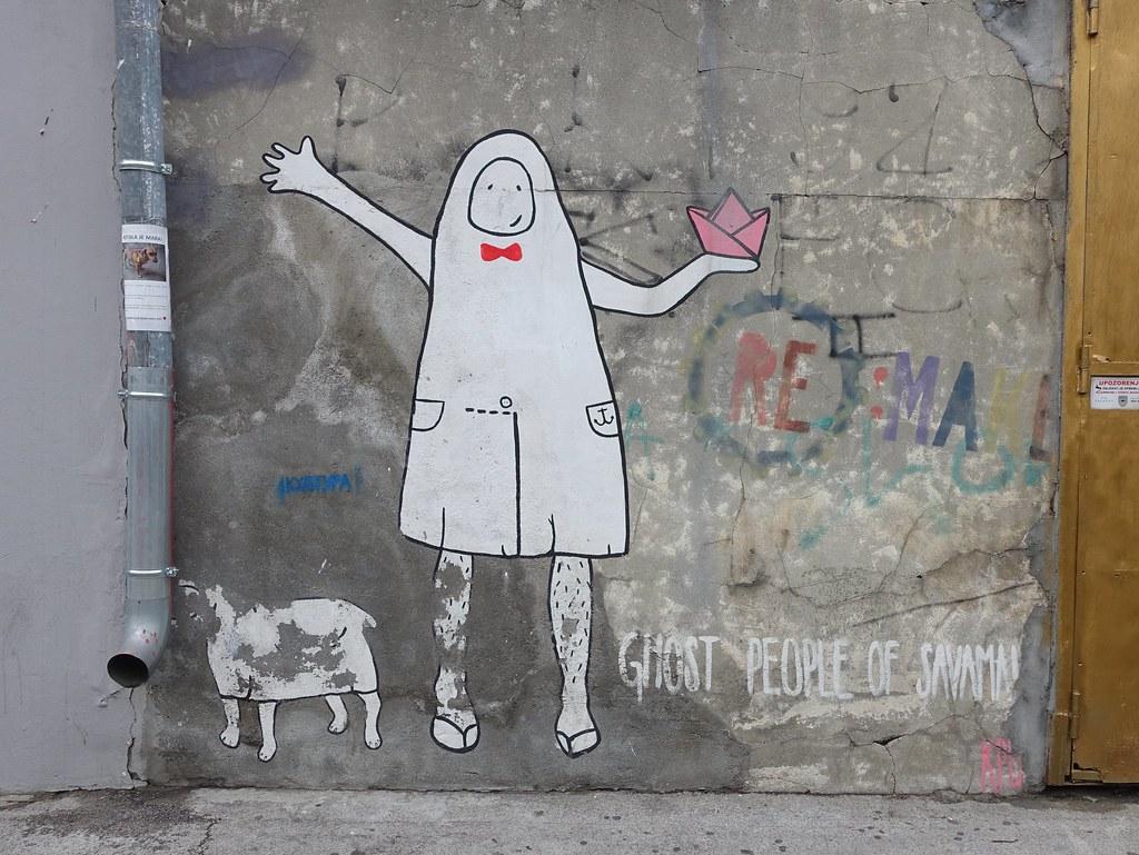 Streetart Belgrade 2015