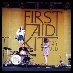 First Aid Kit, Outside Lands, 08-07-15