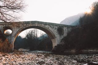 May the bridges I burn light the way.