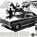 1969 DD Dodge Phoenix 4 Door Hardtop By Chrysler Aussie Original Magazine Advertisement by Darren Marlow