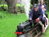 Toddler sized steam loco