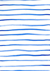 blue stripes A4 lr