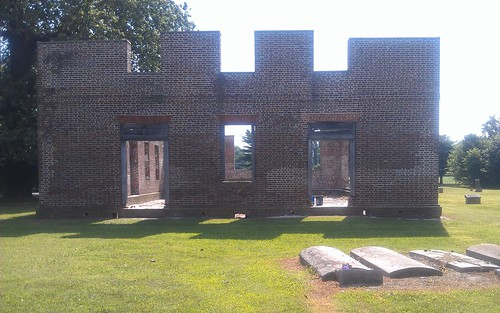 cemetery ruins ruin churches maryland somersetcounty westover rehobeth nationalregister nationalregisterofhistoricplaces coventryparish