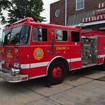 Edison Fire Department Engine 14