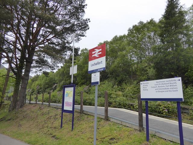 Lochailort Station