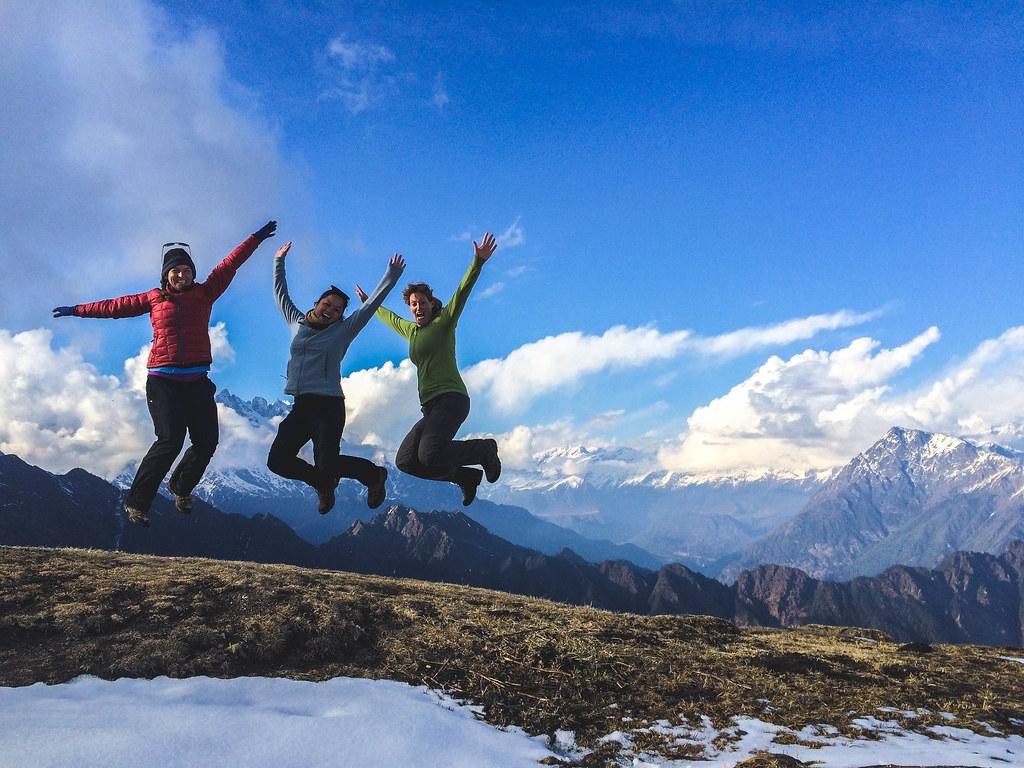 Nagthali Viewpoint, Tamang Heritage Trail, Nepal