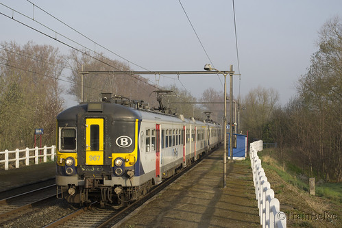 NMBS 967 Challenelle