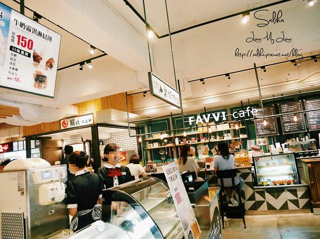 中山站不限時餐廳美食FAVVI (11)