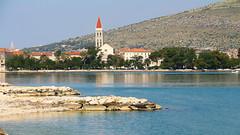 Trogir - eine alte Stadt in Dalmatien
