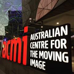 ACMI #melbournelove