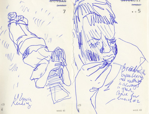 Sketchbook #90: Quick Moments