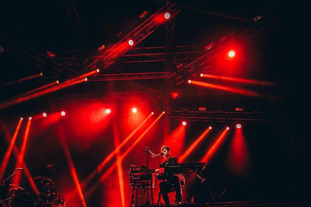 James Blake - NOS Alive'15