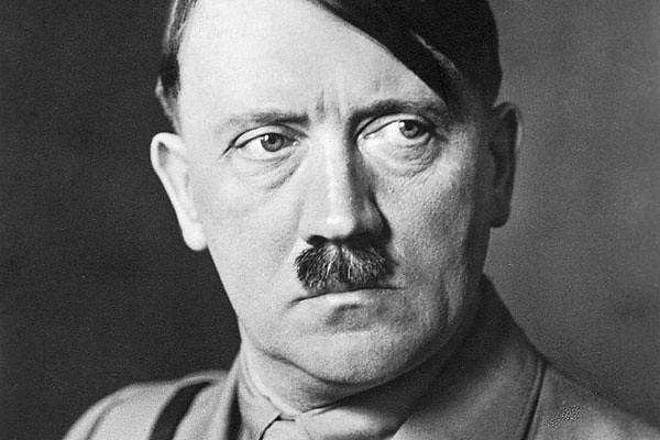 Гитлер, Адольф