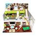 LEGO Dream House by alanboar