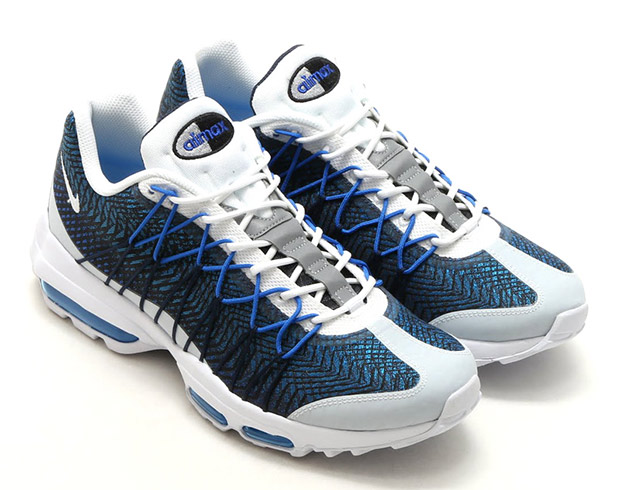 """NIKE REVIVED """"SLATE"""" FOR THE AIR MAX 95 ULTRA JACQUARD 1"""