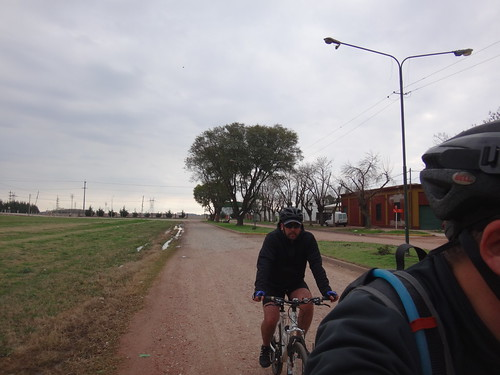 Ciclismo - 92,39 km - Salida Timbues - La Ribera - Andino - Aldao (66)
