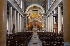Eglise Notre-Dame de Lorette, Paris.