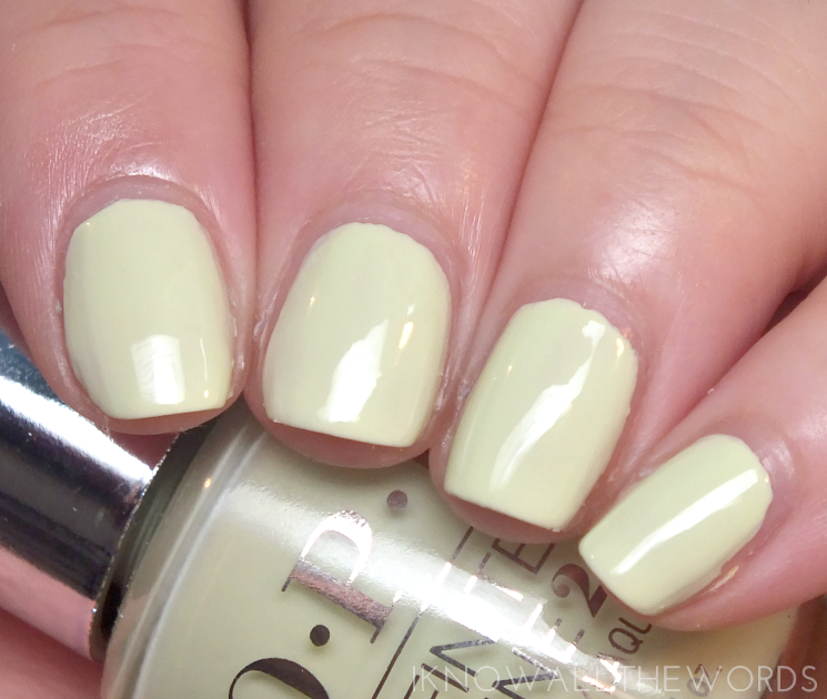 OPI infinite shine summer 2015 s-ageless beauty