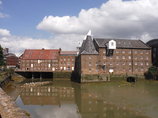 House Mill & Clock Mill