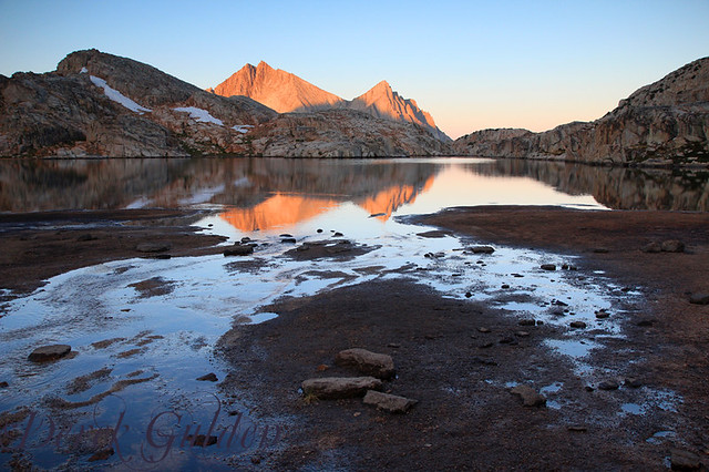 Day 17 of 40, #1 sunrise at Big Bear Lake