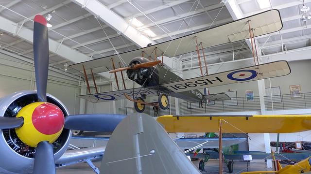 Avro 504K Replica