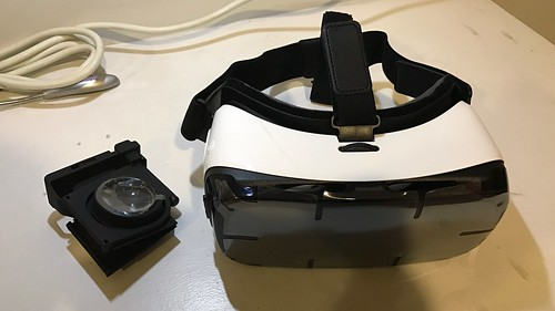 Baseus VR พับเก็บ เทียบกะ Samsung Gear VR