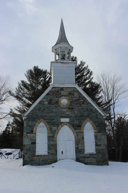Frost Village Church (Was Anglican)