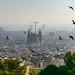 Sagrada Familia, Barcelona, Spain by A. Aleksandravičius