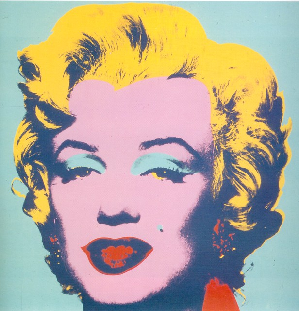 Andy Warhol - Marilyn  1967
