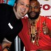 Mike and Mr. T by Essl